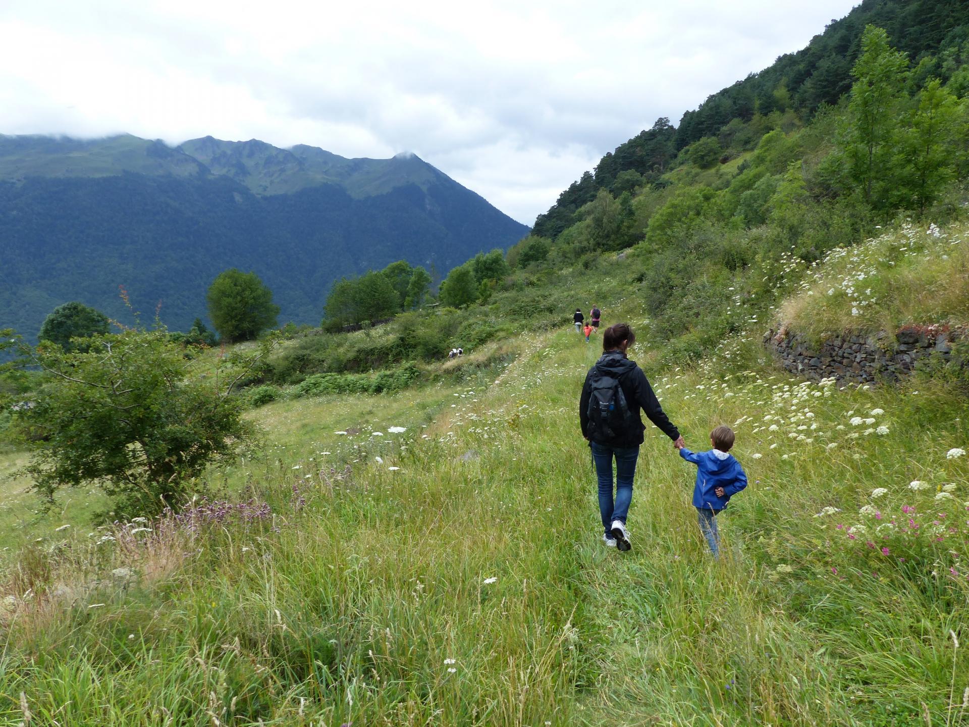 Promenade au-dessus Arrès